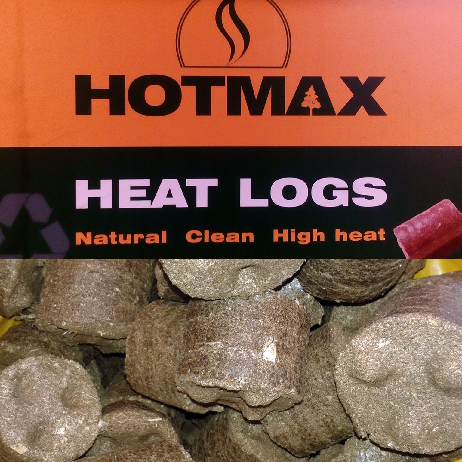 Hotmax Fuel Logs